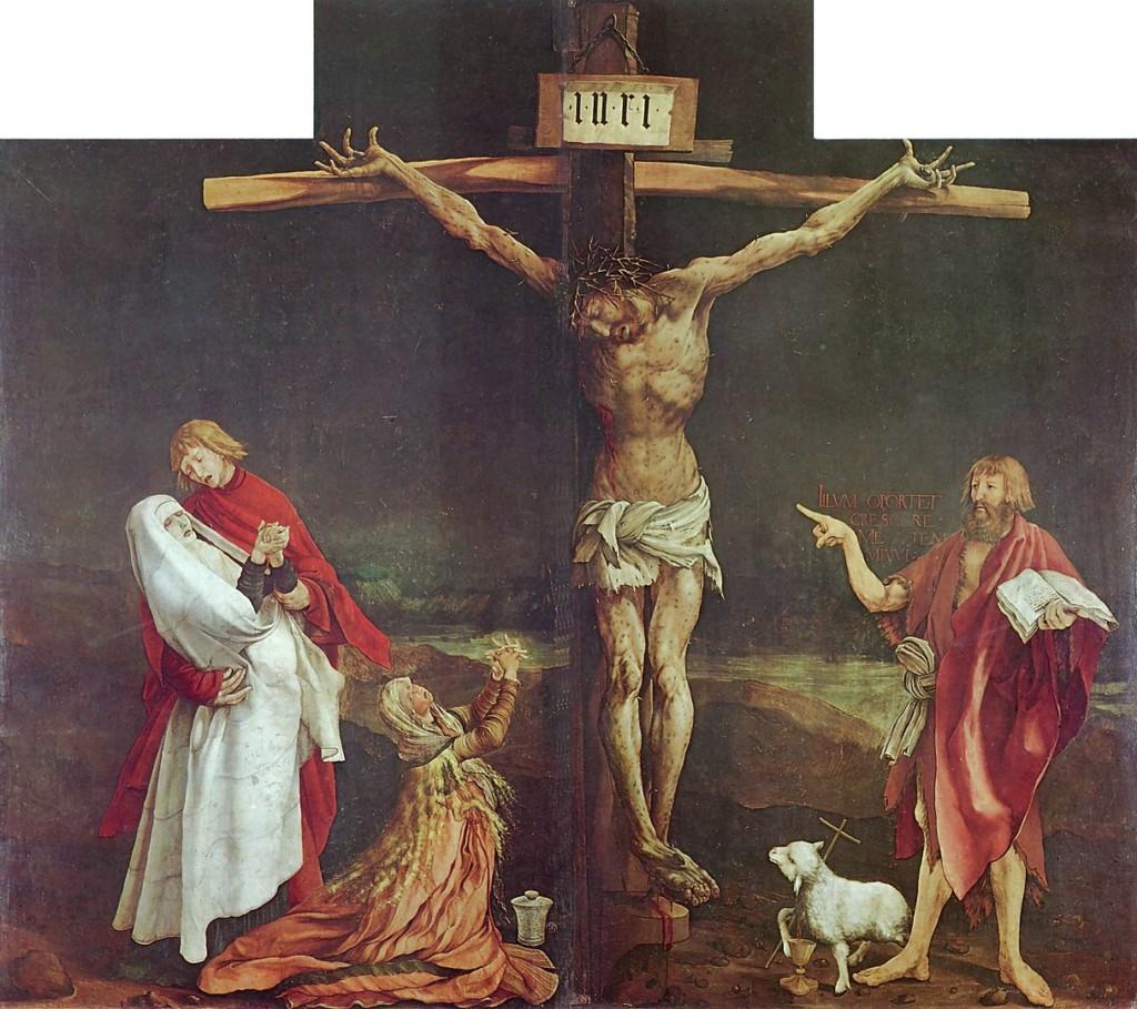 Il Cristo di Grünewald