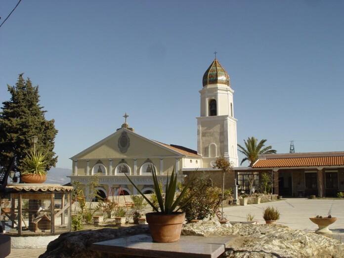 Le chiese di Spezzano Albanese e i dipinti di Umberto De Maria